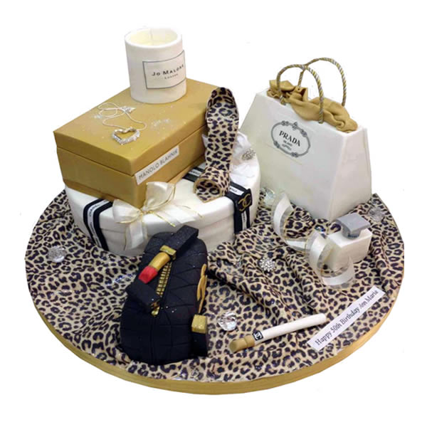 Designer Decadence Cake