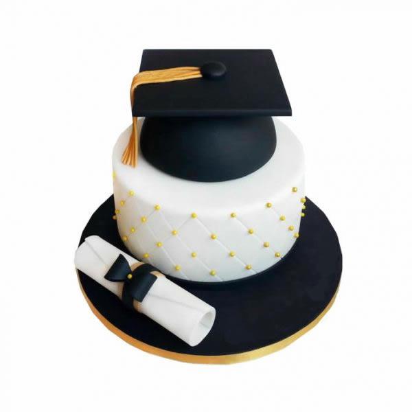Graduation-Hat-Cake