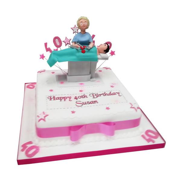 Medical Surgeon Cake
