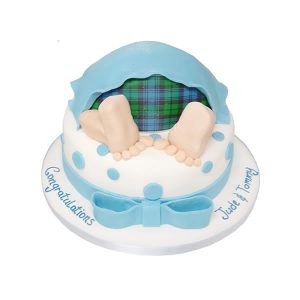 Baby Shower Cakes Glasgow