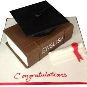 Graduation Cakes Glasgow