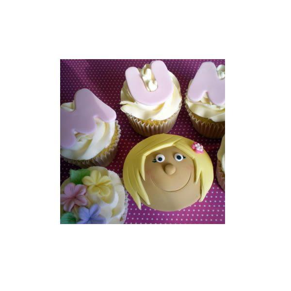 Best Mum Cupcakes