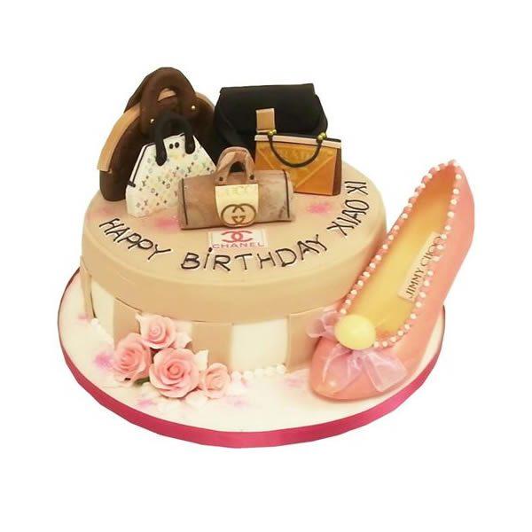 Designer Heaven Cake