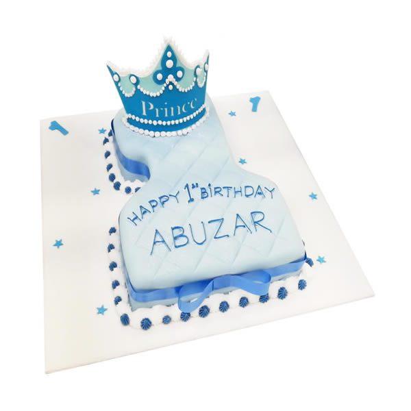 Number 1 Prince Cake