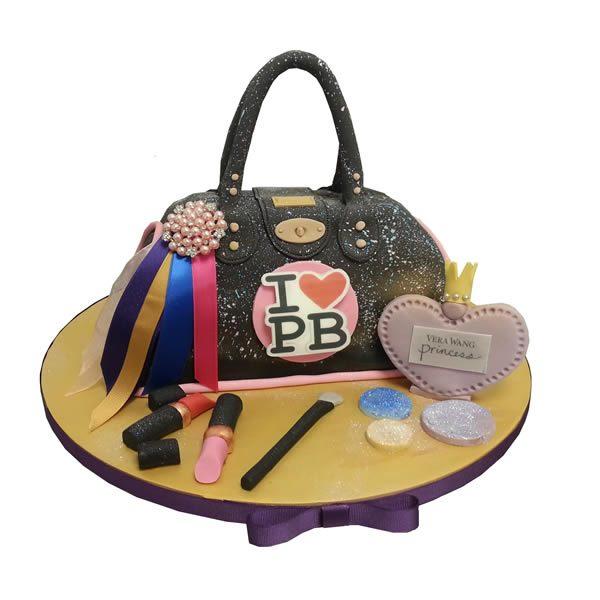 Pauls Boutique Handbag Cake